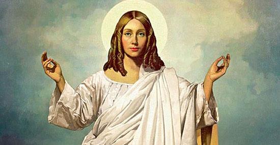 Jesus Cristo era um Drag King - Estudioso polêmico sugere que sim - Capa