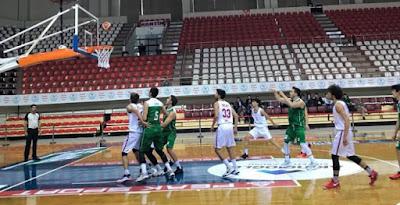 Basketbol Gençler Ligi | Yeşil Giresun Belediyespor - İstanbul BBSK