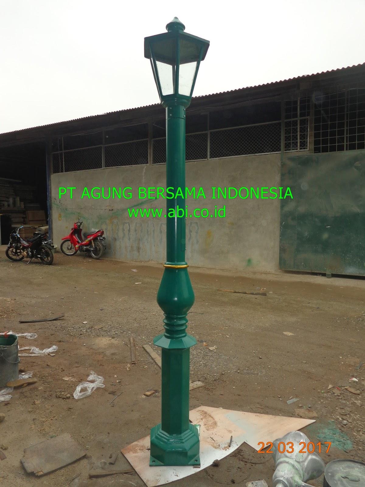 Harga Tiang Lampu Taman 2017 2018 Jual Tiang Lampu Taman Tiang Lampu Klasik Dekoratif Murah