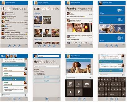 Fitur Aplikasi BBM Untuk Windows Phone