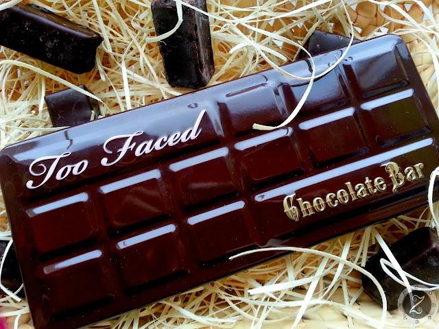 czekoladowa paleta recenzja