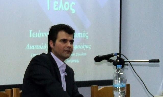 Ήγουμενίτσα: Οι διατροφικές διαταραχές είναι πρόβλημα, τονίστηκε σε εκδήλωση στην Ηγ/τσα