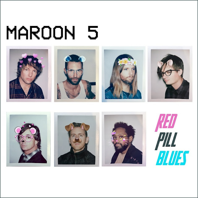 Maroon 5 - 'Red Pill Blues'