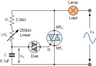 Electrical and Electronics Engineering: Diac and Triac
