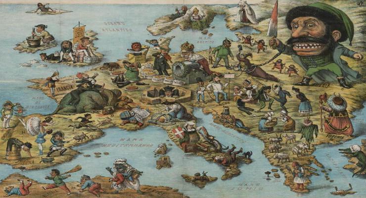 Η ιστορία της Ευρώπης και οι εναλλαγές των πολιτισμών και των αυτοκρατοριών που πέρασαν | Βίντεο
