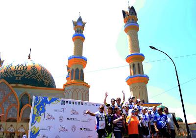 tour de lombok mandalika 2017