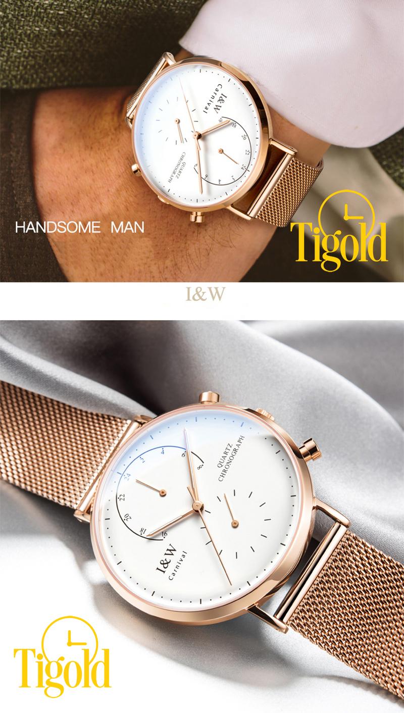 Kết quả hình ảnh cho đồng hồ tigold giá re