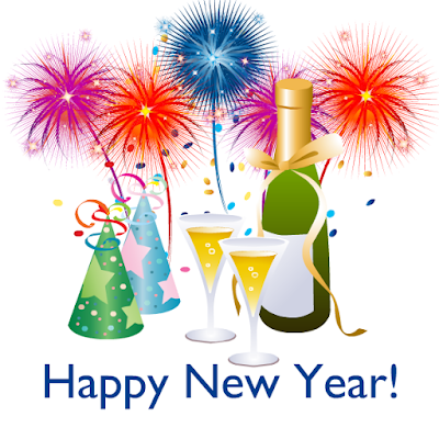 Happy New Year 2017 PNG Images