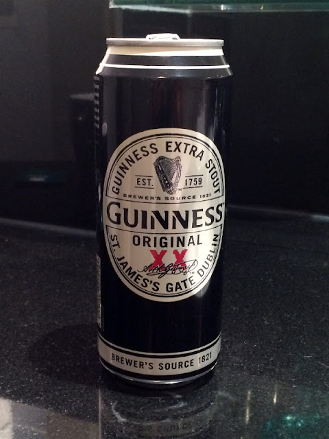 Guinness Original Extra Stout - The End of a Perfect Day.