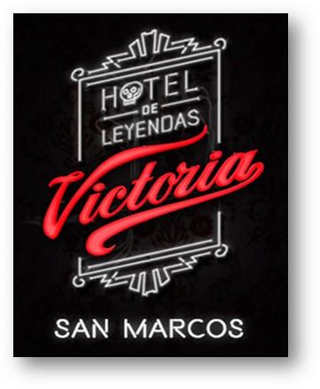 INICIA LA GIRA DEL HOTEL DE LEYENDAS VICTORIA, LA EXPERIENCIA MÁS ATERRADORA DE TODA LA HISTORIA
