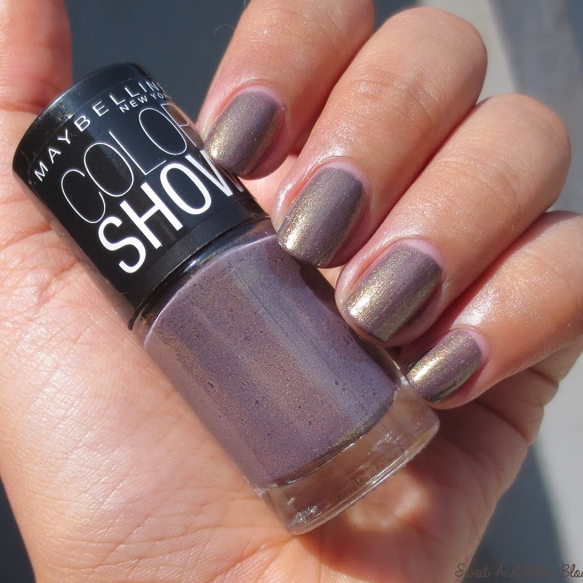 Maybelline Color Show Nail Polish In India Swatches 15 And More Sweet And Bitter Blog