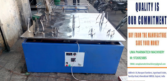 Pilot Scale Fermenter manufacturer and supplyer in india-UMA PHARMATECH MACHINERY