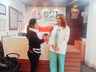 Dr Shivani Sachdev Gour Interview with NDTV