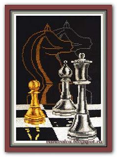 "Сделай своими руками ""Шахматы"""