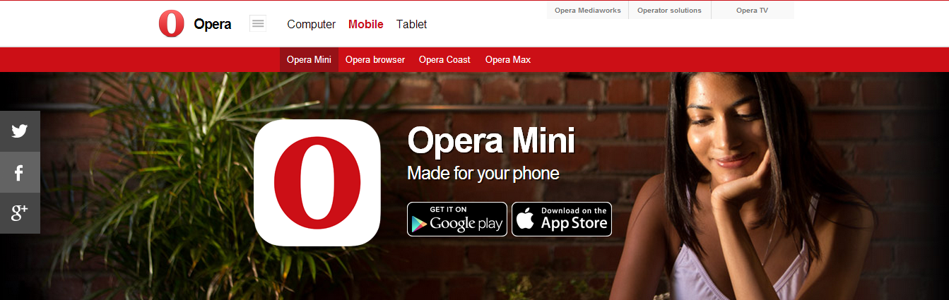 opera app download