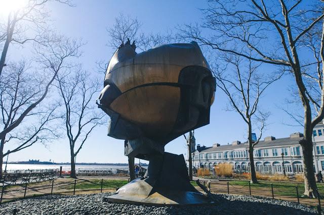 バッテリー・パーク(Battery Park)