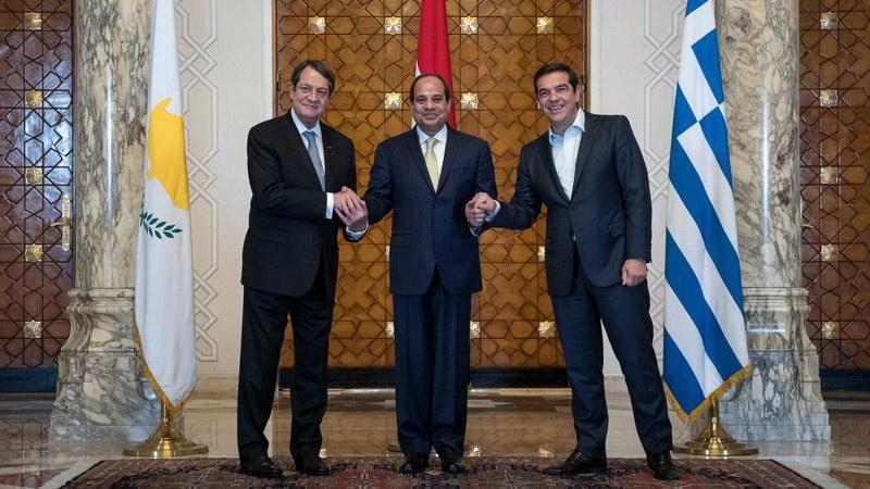 O Αλέξης ξέχασε την ΑΟΖ στο Κάιρο: Η Ελλάδα, η Κύπρος και το φοβικό σύνδρομο της Αιγύπτου