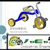 Triciclo Infantil:  Piezas, esnamble, explosión y Planos en Inventor totalmente ¡ GRATIS !