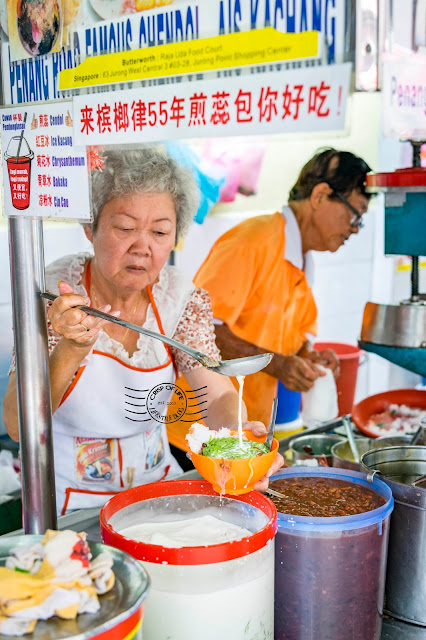 Penang Road (Less) Famous Chendol & Ais Kacang