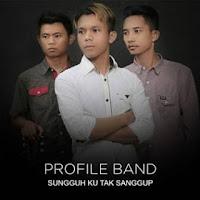 Profile Band - Sungguh Tak Sanggup