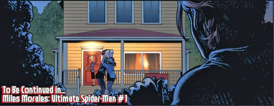 Brian Michael Bendis teases the return of Peter Parker in Ultimate Comics Spider-Man 200