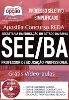 Apostila concurso Reda professor SEE/BA 2017