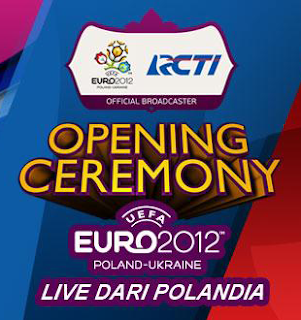 Grand Opening, Euro 2012, Opening Ceremony, Live from Polandia