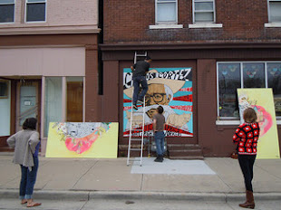 THE TEMPORARY MURAL PROJECT