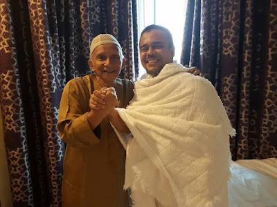 Pertemuan Habib Rizieq & Amien Rais di Makkah Diperbincangkan