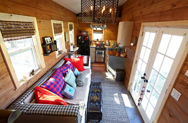The Nomad Nest by Wind River Tiny Homes