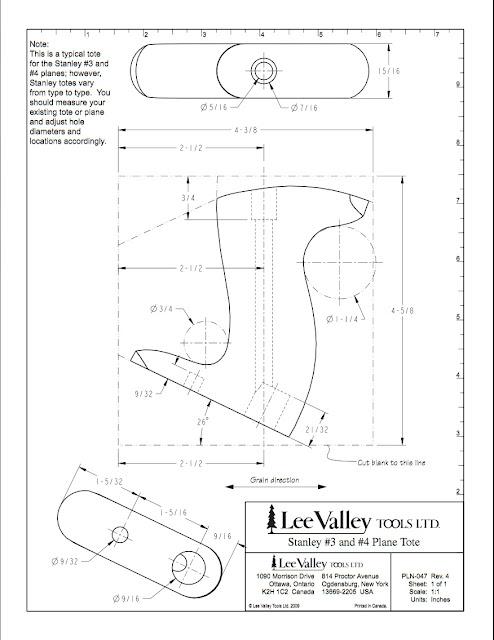 Stanley Nr 4 Hand Plane Restoration Wip Picture Heavy