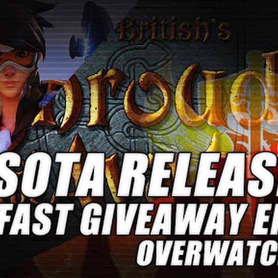 Shroud Of The Avatar Release 30's Player Offline Mode, WTFast Giveaway Ending & Overwatch Porn