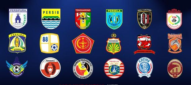 klub peserta liga 1 2017
