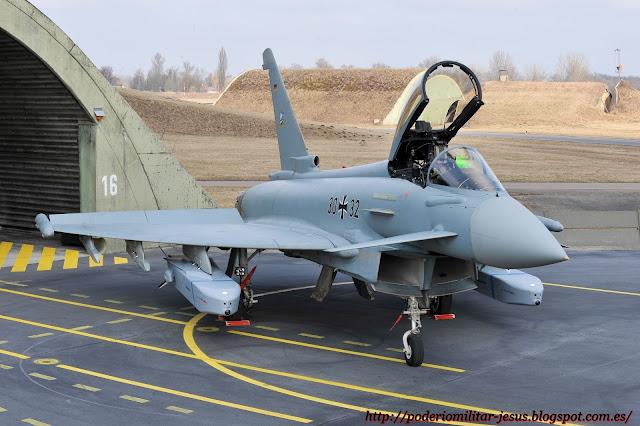Bundeswehr (Fuerzas Armadas Alemanas) - Página 3 Caza%2BEurofigter%2B%25283%2529
