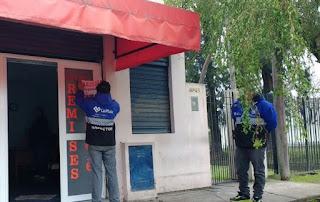 Transporte ilegal: clausuramos otras tres remiserías sin habilitación