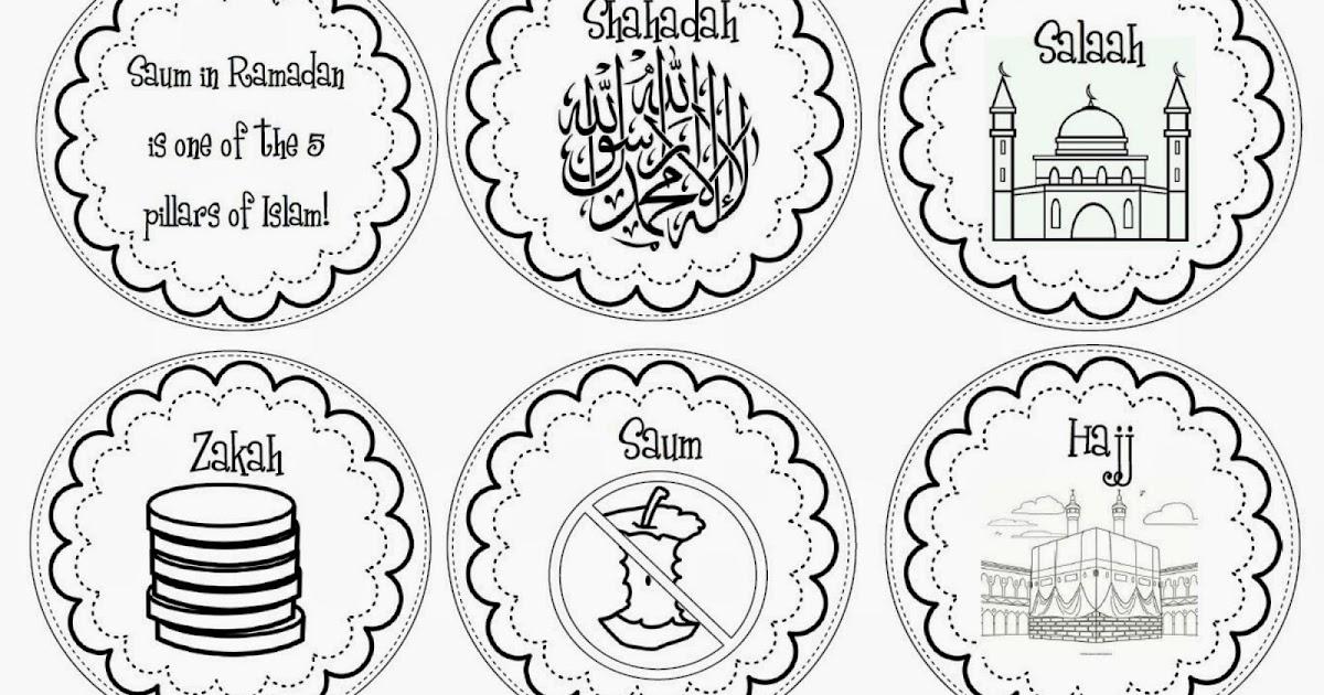 a muslim homeschool: Saum in Ramadan is one of the 5