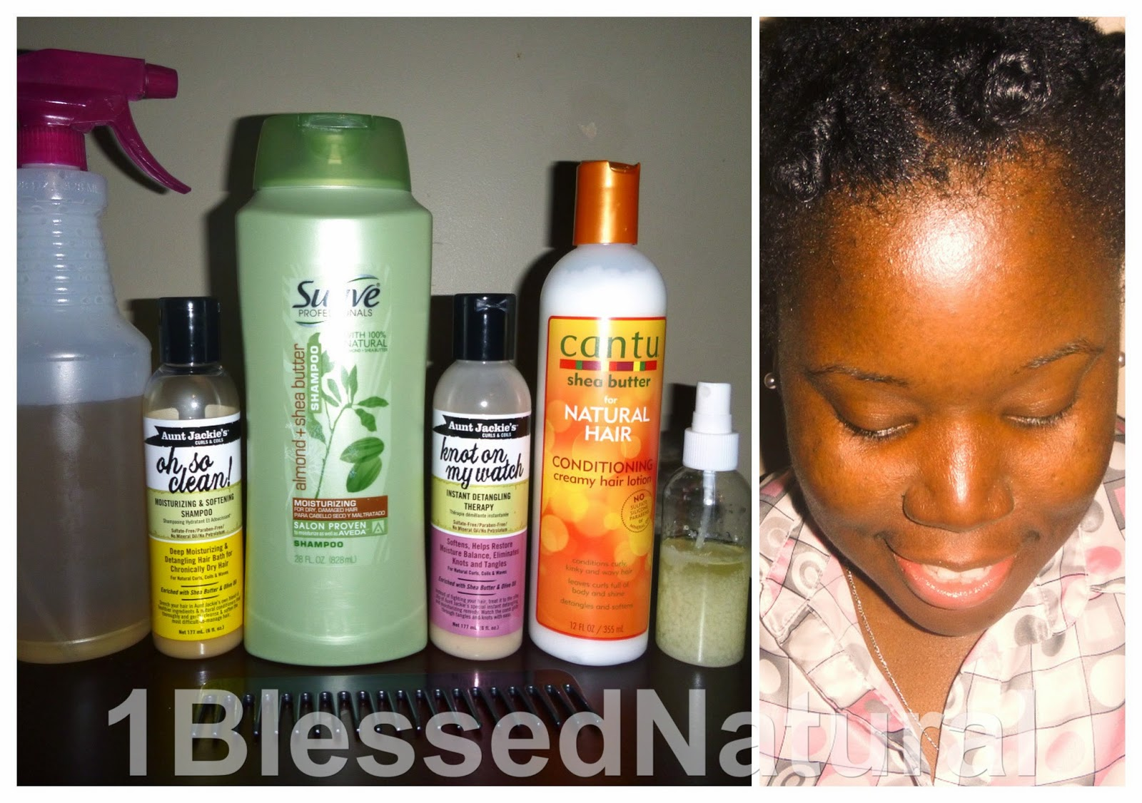 My New Winter Natural Hair Regimen