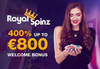 RoyalSpinz Offer