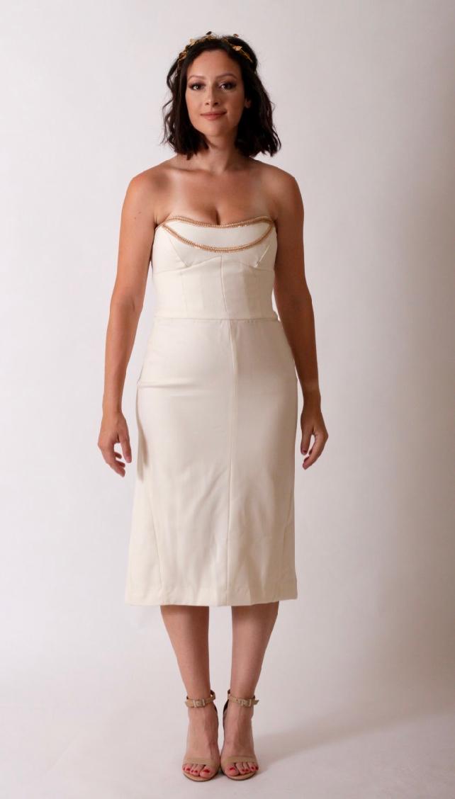 Julia Bobbin Frocktails Dress - Burdastyle + Style Arc