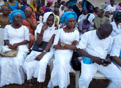 2aa - Photos from Late Nollywood actor, Pastor Ajidara's funeral in Abeokuta