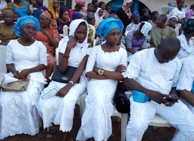 2aa - Photos from Late Nollywood actor, Pastor Ajidara's funeral in Abeokuta