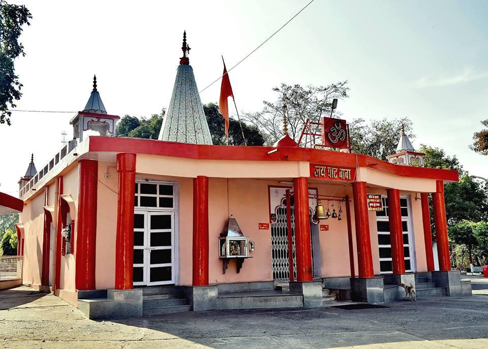 Paat Baba Shri Hanumanji Temple In Jabalpur Madhya Pradesh