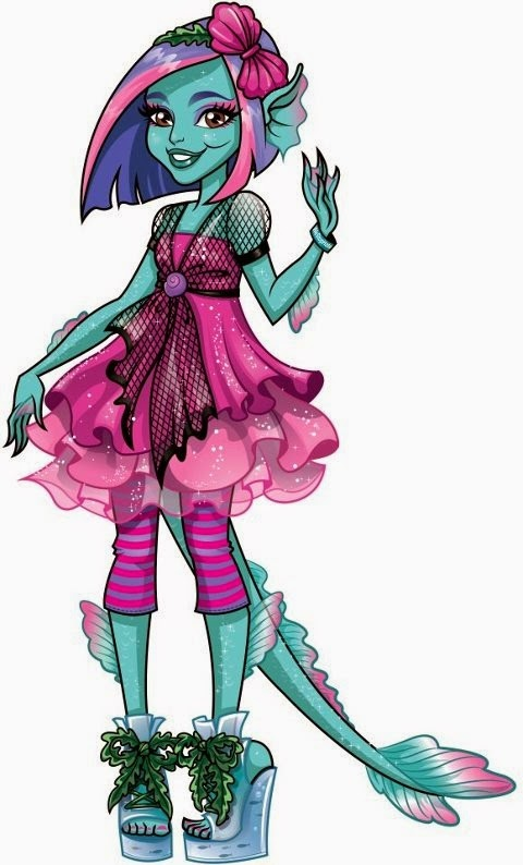 Coloring Pages Monster High Coloring