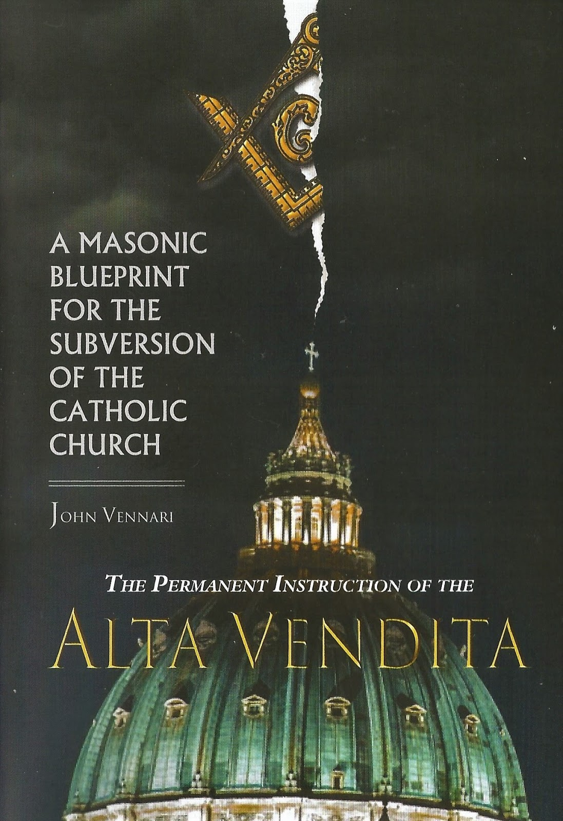 Walt whitemans world book review alta vendita the masonic plot has just published a second edition of the permanent instruction of the alta vendita a masonic blueprint for the subversion of the catholic church malvernweather Choice Image