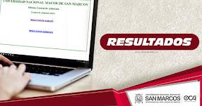 UNMSM Publicó Resultados Examen Admisión 2018-1 (17 Setiembre) Ingresantes Universidad Nacional Mayor de San Marcos - www.unmsm.edu.pe