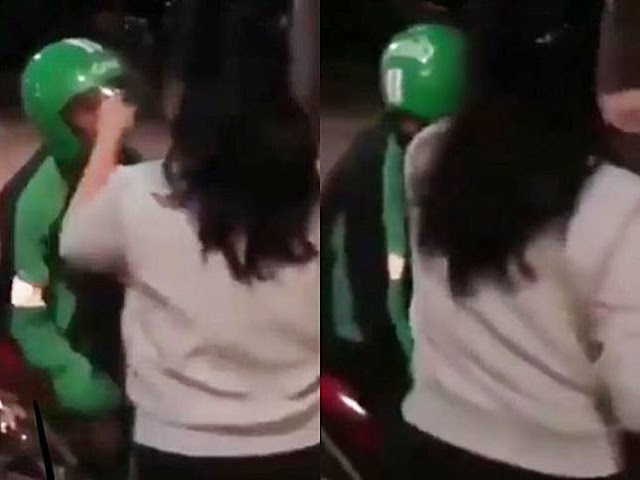Merasa Dilecehkan, Wanita Ini Gampar Driver Grab Gara-gara Diminta Buatkan Kopi