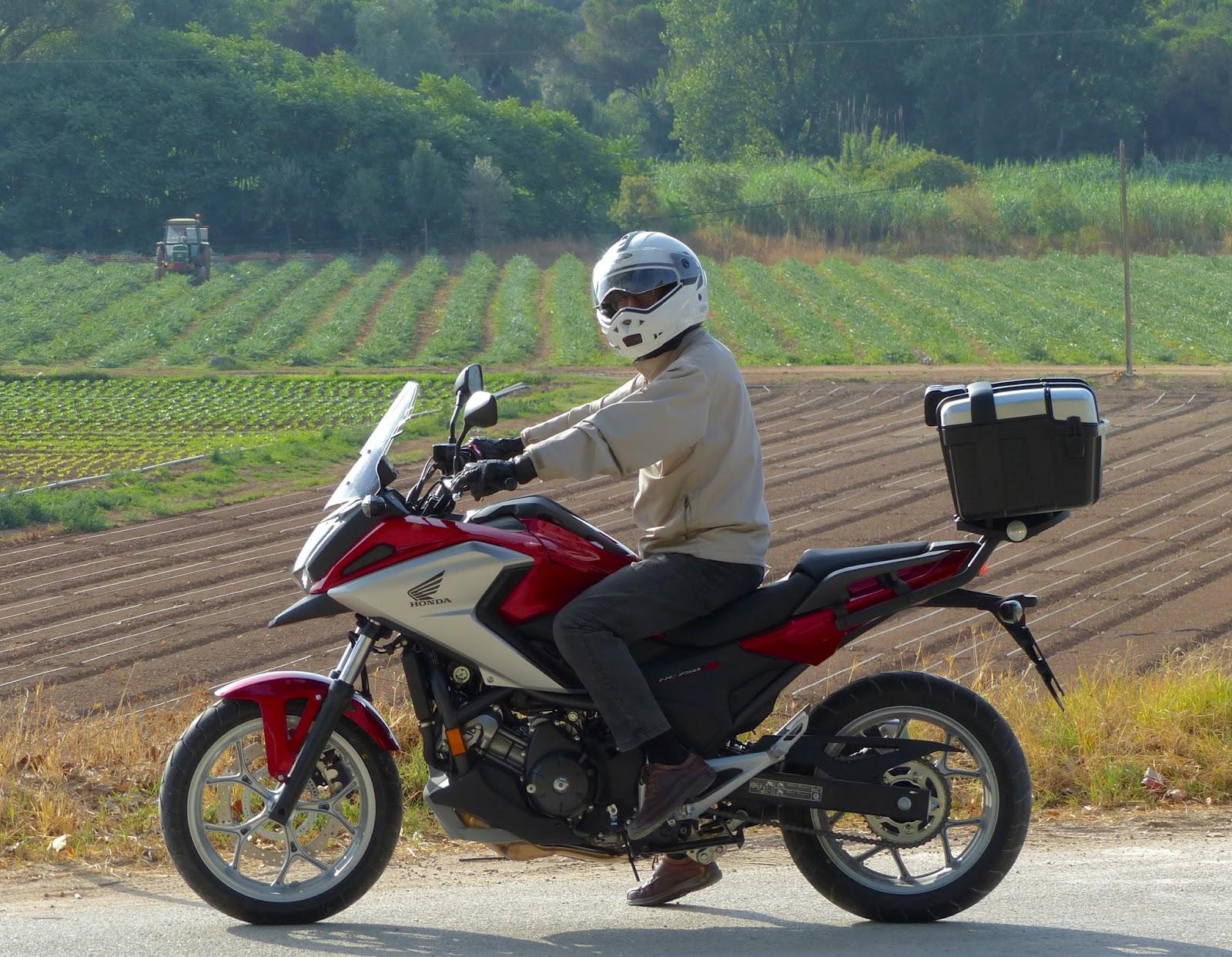 Blog De Jose Maria Alguersuari Prueba Honda Nc 750 X La Mejor