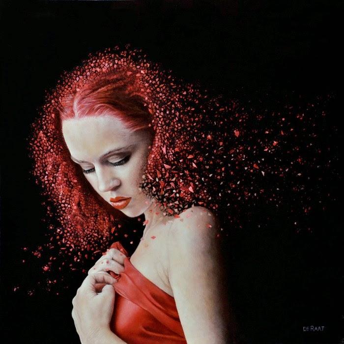 Австралийский художник-реалист. Ian de Raat
