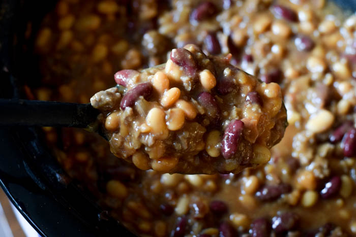 how long does it take to cook beans in a crock pot
