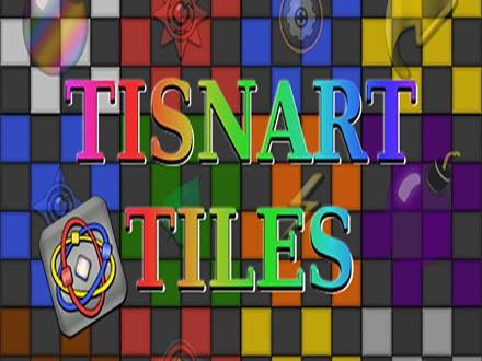 تحميل لعبة تجميع المربعات الملونة Tisnart Tiles مجانا